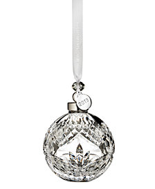 Waterford 2019 Times Square Ball Ornament