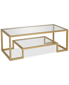 Athena Coffee Table, Quick Ship