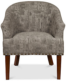 Louth Barrel Chair, Quick Ship