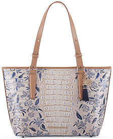 Brahmin Asher Palaminto Medium Tote