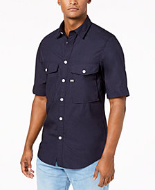 G-Star RAW Men's Double Pocket Shirt, Created for Macy's