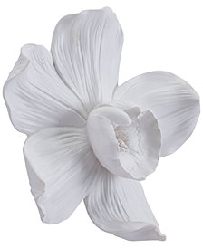 Zuo Orchid Small Wall Decor White