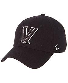 Zephyr Villanova Wildcats Black/White Stretch Cap