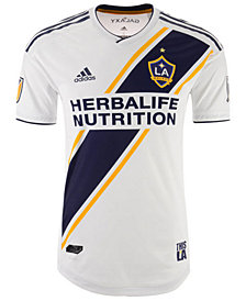 adidas Men's LA Galaxy Primary Authentic Jersey