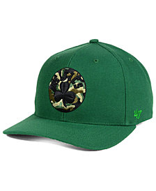 '47 Brand Boston Celtics Camfill MVP Cap