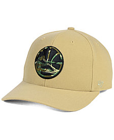 '47 Brand Golden State Warriors Camfill MVP Cap