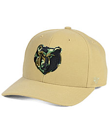 '47 Brand Memphis Grizzlies Camfill MVP Cap