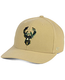 '47 Brand Milwaukee Bucks Camfill MVP Cap