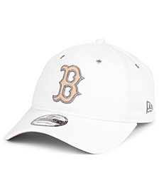 New Era Boston Red Sox Metallic Pastel 9TWENTY Cap