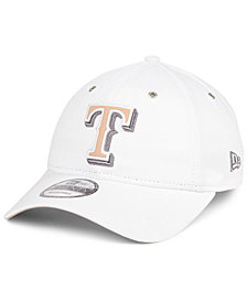 New Era Texas Rangers Metallic Pastel 9TWENTY Cap