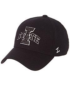 Zephyr Iowa State Cyclones Black/White Stretch Cap