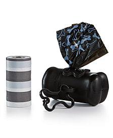 Chasing Baxter Waste Bag Dispenser and 2 Waste Bag Rolls