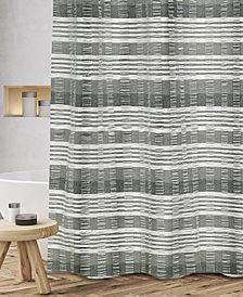 "Popular Bath Huntley Cotton 72"" x 72"" Shower Curtain"