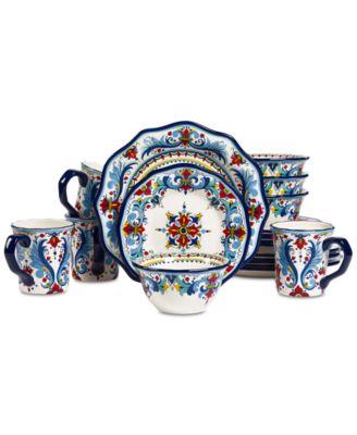 San Marino Italian 16-Pc. Dinnerware Set