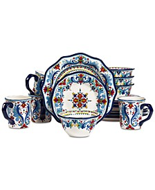 San Marino Italian 16-Pc. Dinnerware Set