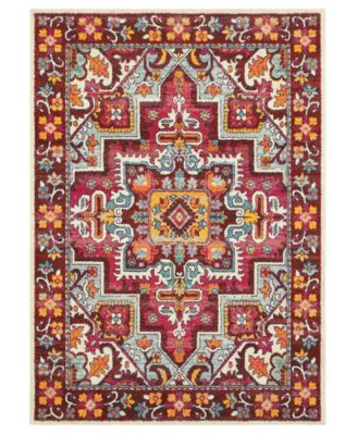 "CLOSEOUT! Archive Simon 3'10"" x  5' 5"" Area Rug"