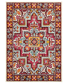 "CLOSEOUT! JHB Design Archive Simon 7'10"" x 10'10"" Area Rug"