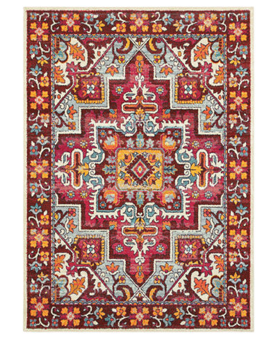 Jhb Design Archive Simon 6 7 X 9 1 Area Rug Entryway Rugs