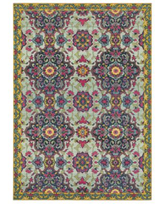 """CLOSEOUT! Archive Weaver 3'10"""" x  5' 5"""" Area Rug"""