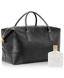 Jay Z Men's 2-Pc. GOLD JAY Z Gift Set