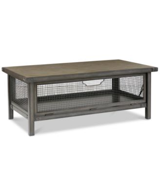 Cody Storage Coffee Table, Quick Ship