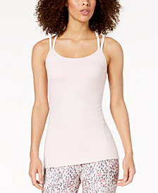 Gaiam Lana Cross-Back Medium-Support Bra Top
