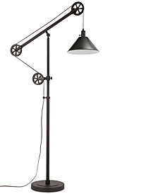 Hudson & Canal Descartes Floor Lamp