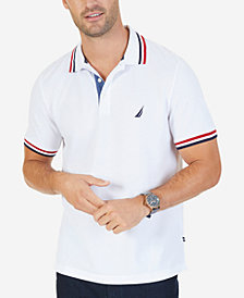 Nautica Men's Classic-Fit Piqué Performance Polo