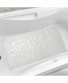 "Popular Bath Circles 17"" x 36"" Tub Mat"