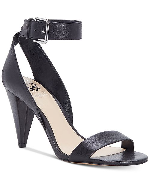 90ec5146961 Vince Camuto Caitriona Cone-Heel Dress Sandals   Reviews ...