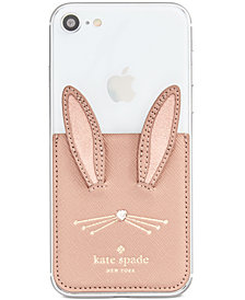 kate spade new york Rabbit Sticker Pocket
