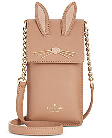 kate spade new york Rabbit North South Phone Crossbody