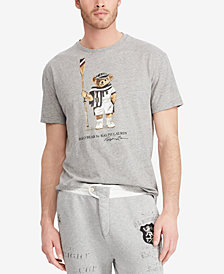 Polo Ralph Lauren Men's Crew Bear Cotton T-Shirt