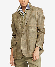 Polo Ralph Lauren Plaid Blazer