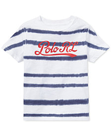 Polo Ralph Lauren Little Boys Tie-Dye Cotton Jersey T-Shirt