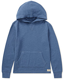 Polo Ralph Lauren Toddler Boys Waffle-Knit Cotton Hoodie