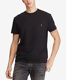 Polo Ralph Lauren Men's Classic Fit Pocket T-Shirt