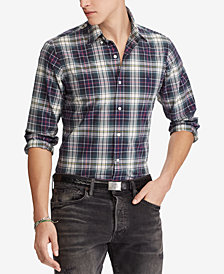 Polo Ralph Lauren Men's Classic Fit Cotton Sport Shirt