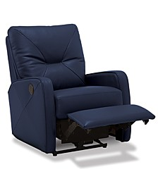 Finchley Leather Power Wallhugger Recliner
