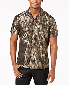 INC Men's Lurex Shirt, Created for Macy's