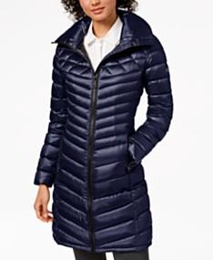 62827caf50b Calvin Klein Womens Coats - Macy's