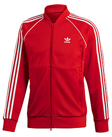 adidas Men's Originals Adicolor Superstar Track Jacket