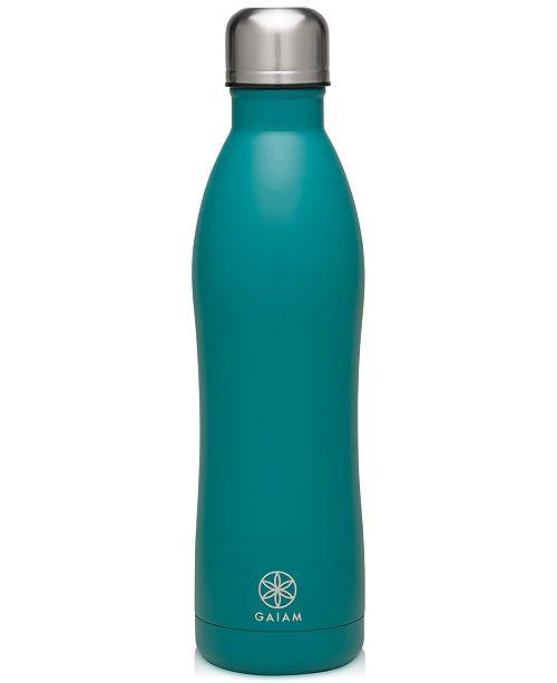 Bottle Teal amp; Keep Kit Cool Paisle Mat Gaiam Yoga Your 4qZfY