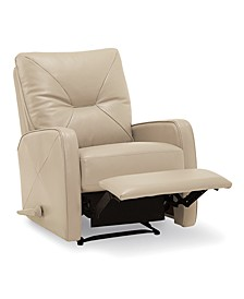 Finchley Leather Wallhugger Recliner