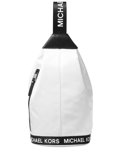 3ae0ce1ee0cc Michael Kors The Michael Logo Sling Pack & Reviews - Handbags ...