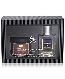 Art of Shaving Men's 2-Pc. Oud Fragrance Gift Set