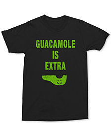 Guacamole is Extra Men's T-Shirt by Changes