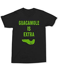 Changes Men's Guacamole is Extra T-Shirt