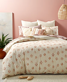 Lucky Brand Joshua Tree 3-Pc. Full/Queen Duvet Cover Set, Created for Macy's