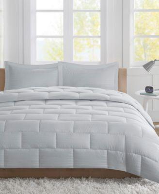 Avery Reversible 2-Pc. Twin Comforter Set